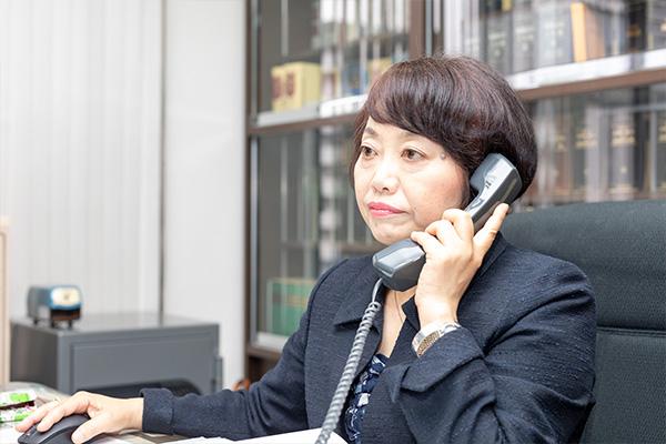 女性の弁護士であることの強み